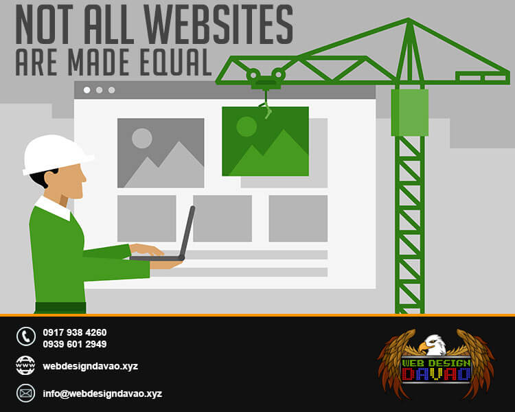 Not all Websites are Made Equal