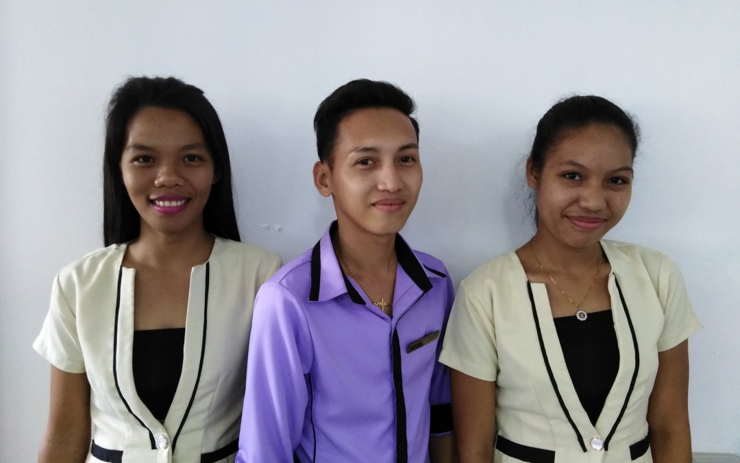 Web Design Davao Welcomes Our New OJT's from ASSCAT and CRN