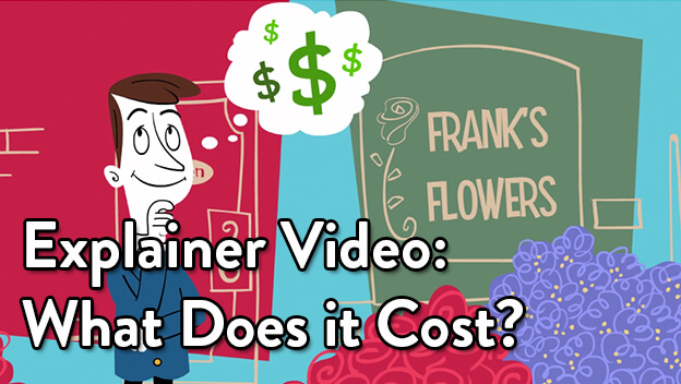 How Much is the Production Cost of Animated Explainer Video?